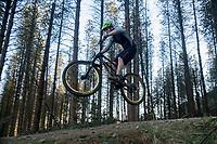 VARSITY 2017 Cross Country Cycling Grenoside Woods University of Sheffield v Sheffield Hallam