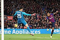 Futbol 2018 ESPAÑA Barcelona vs Real Madrid