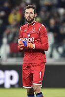 Etrit Berisha<br /> Torino 28-02-2018 Allianz Stadium Calcio Coppa Italia Tim Cup Juventus - Atalanta foto Image Sport/Insidefoto