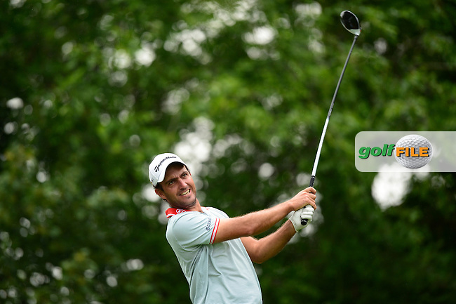 Edoardo Molinari of Italy during Round 4 of the Lyoness Open, Diamond Country Club, Atzenbrugg, Austria. 12/06/2016<br /> Picture: Richard Martin-Roberts / Golffile<br /> <br /> All photos usage must carry mandatory copyright credit (&copy; Golffile | Richard Martin- Roberts)