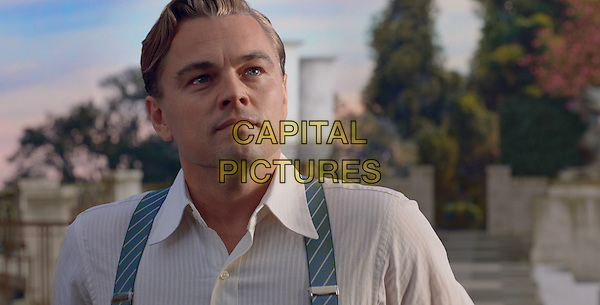 LEONARDO DiCAPRIO.in The Great Gatsby (2013) .*Filmstill - Editorial Use Only*.CAP/NFS.Supplied by Capital Pictures.