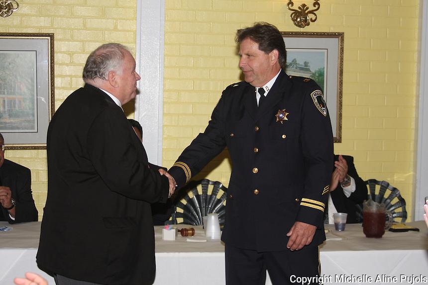 Crimefighters awards banquet.