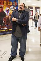 SAO PAULO, SP, 18.11.2013 - PRÉ ESTRÉIA FILME - VAZIO CORAÇÃO - Rubens Ewald Filho durande a pré-estréia do filme Vazio Coração que acontece nesta segunda-feira (18) no Cinemark Pátio Paulista, região central de São Paulo. (Foto: Marcelo Brammer / Brazil Photo Press).