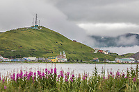 Town of UnAlaska, Dutch Harbor, Aleutian Islands, Alaska