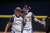 BERKELEY, CA - May 13, 2017: Cal Softball vs OSU.