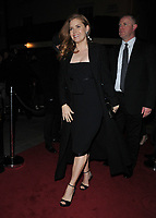 Amy Adams at the Charles Finch &amp; Chanel Pre-BAFTAs Dinner, No. 5 Hertford Street (Loulou's), Hertford Street, London, England, UK, on Saturday 09th February 2019.<br /> CAP/CAN<br /> &copy;CAN/Capital Pictures