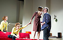 Passion Play by Peter Nichols, directed by David Leveaux. With  Samantha Bond as Nell, Zoe Wanamaker as Eleanor,Annabel Scholey as Kate, Owen Teale as James. Opens at The Duke of York's Theatre on 7/5/13. CREDIT Geraint Lewis