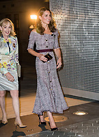 Catherine, Duchess of Cambridge opens a new centre at Victoria and Albert Museum developing its photography collection. Sir Paul McCartney has donated dozens of photographs taken by his late wife Linda, including images of The Beatles, Jimi Hendrix and personal portraits of the McCartney family on holiday. <br /> London, England on October 11, 2018.<br /> CAP/JOR<br /> ©JOR/Capital Pictures