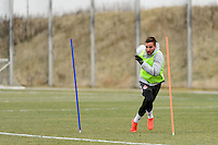 Toronto, ON, Canada - Thursday Dec. 08, 2016:  during training prior to MLS Cup at the Kia Training Grounds.