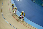 Track Cycling -Mixed C1-5 Team Sprint, London Paralympic Games 2.9.12