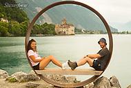 Image Ref: SWISS093<br /> Location: Montreaux, Switzerland<br /> Date of Shot: 25th June 2017