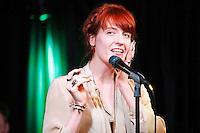 BALA CYNWYD, PA - SEPTEMBER 18: Florence And The Machine visit Radio 104.5's iHeart Radio Performance Theater in Bala Cynwyd, Pa on September 18, 2012  © Star Shooter / MediaPunchInc /NortePhoto.com<br /> **SOLO**VENTA**EN**MEXICO**<br /> <br /> <br /> **CREDITO*OBLIGATORIO** *No*Venta*A*Terceros*<br /> *No*Sale*So*third*...