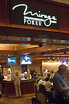 Mirage Poker Room for story by Alex on poker at the Mirage