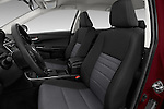 Front seat view of 2017 Toyota Camry 2.5-Auto-LE 4 Door Sedan Front Seat  car photos