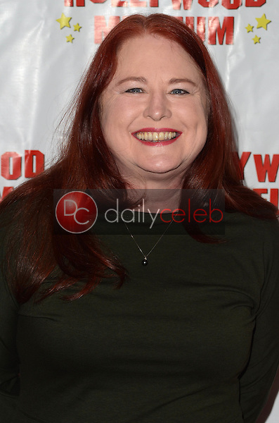 """Claudia Lamb at """"Child Stars - Then and Now"""" Exhibit Opening at the Hollywood Museum in Hollywood, CA on August 19, 2016. (Photo by David Edwards)"""