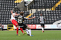 James Dunne of Stevenage scores the winner<br />  - Notts County v Stevenage - Sky Bet League One - Meadow Lane, Nottingham - 24th August 2013<br /> © Kevin Coleman 2013