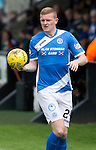 St Johnstone FC Season 2016-17<br />Brian Easton<br />Picture by Graeme Hart.<br />Copyright Perthshire Picture Agency<br />Tel: 01738 623350  Mobile: 07990 594431
