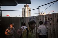 ISTANBUL: URBAN MASSIVE DEVELOPMENT (IN PROGRESS)