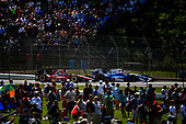 Verizon IndyCar Series<br /> Honda Indy 200 at Mid-Ohio<br /> Mid-Ohio Sports Car Course, Lexington, OH USA<br /> Sunday 30 July 2017<br /> Graham Rahal, Rahal Letterman Lanigan Racing Honda, Takuma Sato, Andretti Autosport Honda<br /> World Copyright: Scott R LePage<br /> LAT Images<br /> ref: Digital Image lepage-170730-to-9727
