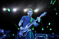 LONDON, ENGLAND - NOVEMBER 24: Brian Marshall of 'Alter Bridge' performing at the O2 Arena on November 24, 2016 in London, England.<br /> CAP/MAR<br /> &copy;MAR/Capital Pictures /MediaPunch ***NORTH AND SOUTH AMERICAS ONLY**