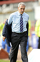 10/10/2009  Copyright  Pic : James Stewart.sct_jspa19_dundee_v_partick  . :: IT'S JACKETS OFF AND SLEEVES ROLLED UP AT HALF TIME FOR DUNDEE MANAGER JOCKY SCOTT :: .James Stewart Photography 19 Carronlea Drive, Falkirk. FK2 8DN      Vat Reg No. 607 6932 25.Telephone      : +44 (0)1324 570291 .Mobile              : +44 (0)7721 416997.E-mail  :  jim@jspa.co.uk.If you require further information then contact Jim Stewart on any of the numbers above.........