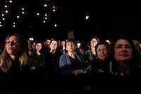 Donne.Roma 11/02/2013 Piccolo Eliseo. Le donne incontrano la politica, organizzato dal movimento 'Se non ora quando'..Photo Samantha Zucchi Insidefoto
