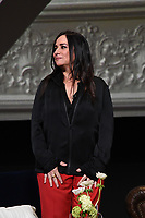 "NORTH HOLLYWOOD, CA - APRIL 19: Pamela Adlon attends the For Your Consideration event for FX's ""Better Things"" at the Wolf Theatre at Saban Media Center on April 19, 2018 in North Hollywood, California. (Photo by Frank Micelotta/FX/PictureGroup)"