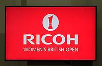 Ricoh British Women's Open 2018