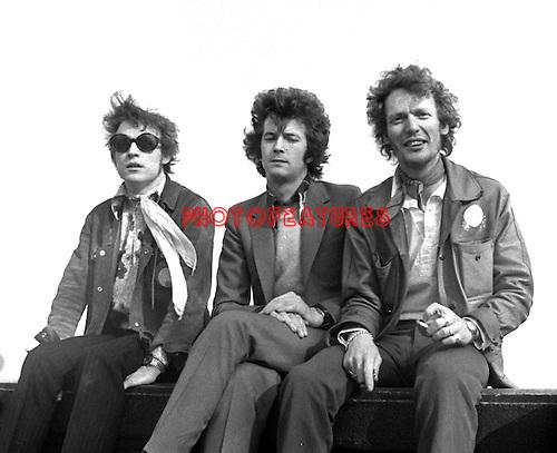 Cream 1968 Jack Bruce, Eric Clapton, Ginger Baker