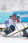 Nonno Nitta (JPN),  <br /> MARCH 16, 2018 - Biathlon : <br /> Women's 12.5 km Siting  <br /> at Alpensia Biathlon Centre   <br /> during the PyeongChang 2018 Paralympics Winter Games in Pyeongchang, South Korea. <br /> (Photo by Yusuke Nakanishi/AFLO SPORT)