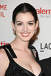 "Anne Hathaway  at The West Coast Premiere of ""Valentino: The Last Emperor"" held at LACMA in Los Angeles, California on April 01,2009                                                                     Copyright 2009 RockinExposures"