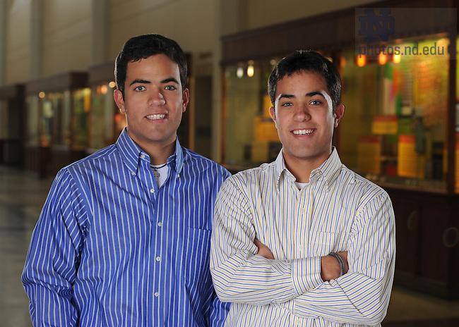 Rangel-Parker, left, Ian