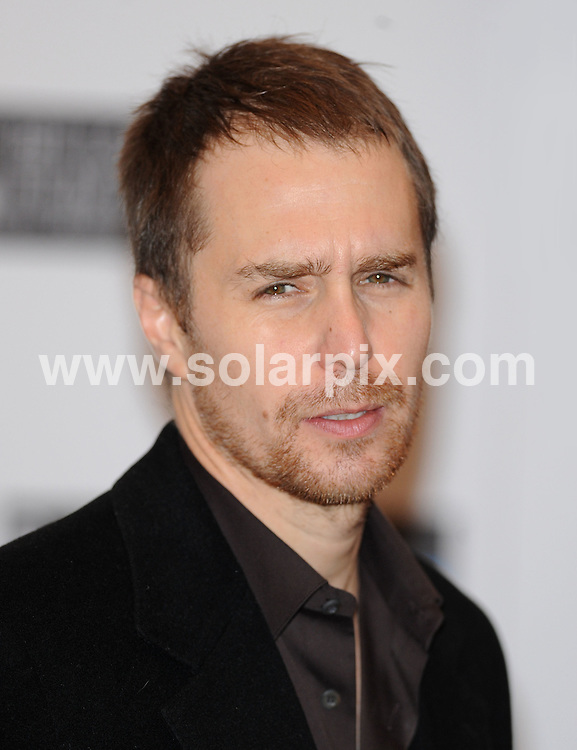 **ALL ROUND PICTURES FROM SOLARPIX.COM**                                             **WORLDWIDE SYNDICATION RIGHTS**                                                                                  Caption: Photo call for Conviction. Part of the BFI Film Festival Held at the Vue Cinema, Leicester Square, London, UK. 15 October 2010                                                                              This pic: Sam Rockwell                                                                                   JOB REF: 12317 SSD       DATE: 15_10_2010                                                           **MUST CREDIT SOLARPIX.COM OR DOUBLE FEE WILL BE CHARGED**                                                                      **MUST AGREE FEE BEFORE ONLINE USAGE**                               **CALL US ON: +34 952 811 768 or LOW RATE FROM UK 0844 617 7637**