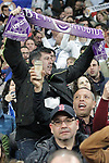 Real Madrid CF's supporter during La Liga match. March 02,2019. (ALTERPHOTOS/Alconada)
