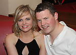 Miriam Smith, Chris McEntaggart in Bru..Picture: Shane Maguire / www.newsfile.ie.