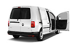 Car images of 2016 Volkswagen Caddy Maxi Van - 5 Door Car Van Doors