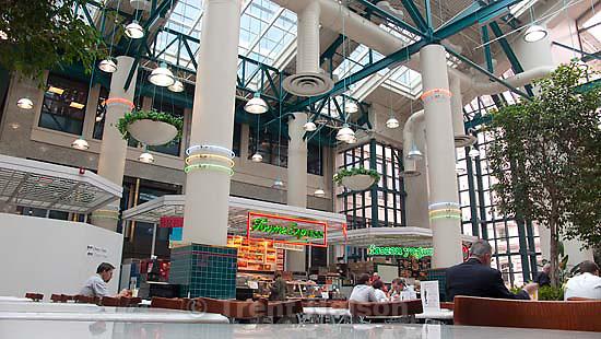 ZCMI Center food court