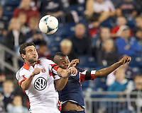 New England Revolution vs D.C. United, September 21, 2013