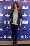 Singer Mercedes Trujillo `Merche´ poses during Cadena Dial music awards presentation in Madrid, Spain. February 05, 2015. (ALTERPHOTOS/Victor Blanco)