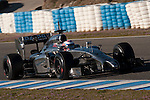 JEREZ. SPAIN. FORMULA 1<br />2013/14 en el Circuito de Jerez 30/01/2014 La imagen muestra a Kevin Magnussen de McLaren LP / Photocall3000