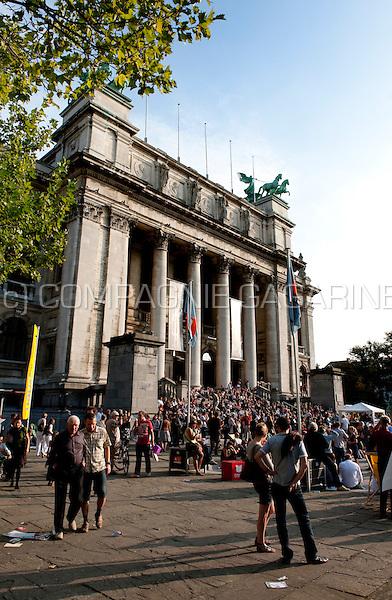 Impressions of the Zuiderzinnen literature festival in Antwerp (Belgium, 20/09/2009)