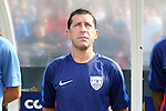 18 July 2015: U.S. assistant coach Tab Ramos (USA). The United States Men's National Team played the Cuba Men's National Team at M&T Bank Stadium in Baltimore, Maryland in a 2015 CONCACAF Gold Cup quarterfinal match. The U.S. won the game 6-0.