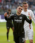 15.04.2019, Commerzbank - Arena, Frankfurt, GER, 1.FBL, Eintracht Frankfurt vs FC Augsburg  , <br />