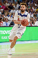 Real Madrid's Jeffery Taylor during semi finals of playoff Liga Endesa match between Real Madrid and Unicaja Malaga at Wizink Center in Madrid, June 02, 2017. Spain.<br /> (ALTERPHOTOS/BorjaB.Hojas) /NortePhoto.com