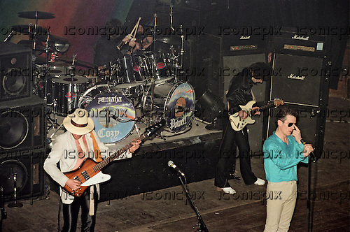 Rainbow MKIV - performing live at the City Hall in Newcastle UK - 20 Feb 1980.  Photo credit: Alan Perry/IconicPix