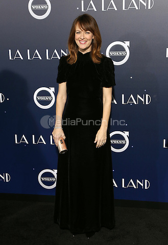 "Westwood, CA - DECEMBER 06: Rosemarie DeWitt, At Premiere Of Lionsgate's ""La La Land"" At Mann Village Theatre, California on December 06, 2016. Credit: Faye Sadou/MediaPunch"
