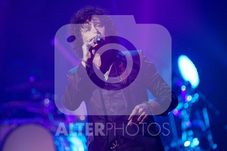 Enrique Bunbury in concert at the Teatro Real in Madrid. July 26. 2016. (ALTERPHOTOS/Borja B.Hojas)