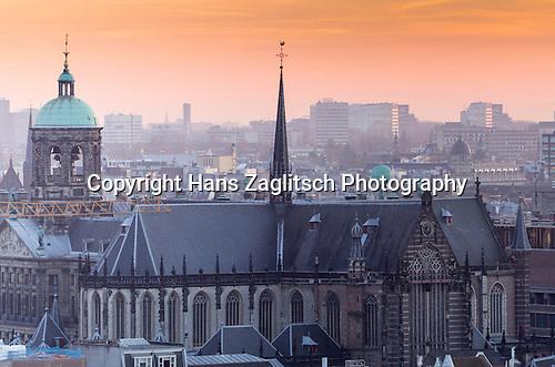 Nieuwe kerk, Neue Kirche, Amsterdam
