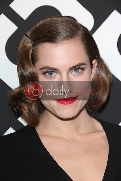 Allison Williams<br /> at the Diane Von Furstenberg Journey of a Dress 40th Anniversary Party, LACMA West, Los Angeles, CA 01-10-14<br /> David Edwards/Dailyceleb.com 818-249-4998