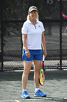 DELRAY BEACH, FL - NOVEMBER 03: Martina Navratilova attends the Chris Evert/Raymond James Pro-Celebrity Tennis Classic at the Delray Beach Tennis Center on November 3, 2017 in Delray Beach Florida. Credit: mpi04/MediaPunch /NortePhoto.com